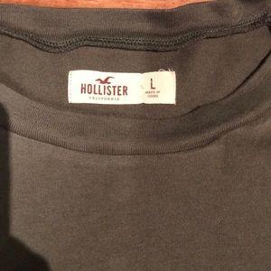 Hollister Tops - Hollister Logo Crop Top